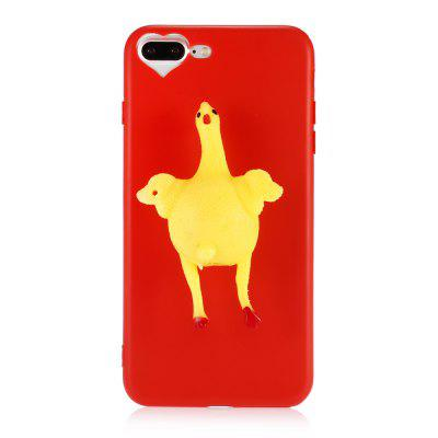 3D Solid Laying Egg TPU Soft Phone Case for iPhone 7 PlusiPhone Cases/Covers<br>3D Solid Laying Egg TPU Soft Phone Case for iPhone 7 Plus<br><br>Compatible for Apple: iPhone 7 Plus<br>Features: Anti-knock, Back Cover<br>Material: TPU<br>Package Contents: 1 x Phone Case<br>Package size (L x W x H): 25.00 x 17.00 x 5.30 cm / 9.84 x 6.69 x 2.09 inches<br>Package weight: 0.0750 kg<br>Product size (L x W x H): 16.00 x 8.00 x 4.30 cm / 6.3 x 3.15 x 1.69 inches<br>Product weight: 0.0050 kg<br>Style: Cartoon, Cute, 3D Print, Pattern, Funny