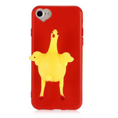 3D Solid Laying Egg TPU Soft Phone Case for iPhone 7iPhone Cases/Covers<br>3D Solid Laying Egg TPU Soft Phone Case for iPhone 7<br><br>Compatible for Apple: iPhone 7<br>Features: Anti-knock, Back Cover<br>Material: TPU<br>Package Contents: 1 x Phone Case, 1 x Phone Case<br>Package size (L x W x H): 25.00 x 17.00 x 5.30 cm / 9.84 x 6.69 x 2.09 inches, 25.00 x 17.00 x 5.30 cm / 9.84 x 6.69 x 2.09 inches<br>Package weight: 0.0700 kg, 0.0700 kg<br>Product size (L x W x H): 14.00 x 7.00 x 4.30 cm / 5.51 x 2.76 x 1.69 inches, 14.00 x 7.00 x 4.30 cm / 5.51 x 2.76 x 1.69 inches<br>Product weight: 0.0450 kg, 0.0450 kg<br>Style: Pattern, Funny, Cute, Cartoon, 3D Print, Pattern