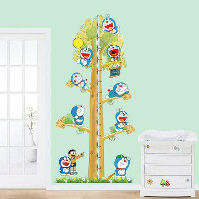 DSU Y238AB Creative Cartoon Wall Sticker