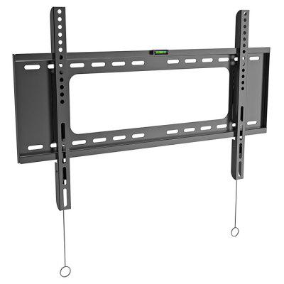PL 5020L Flat TV Wall Mount Bracket 37 - 70 inch HolderTV Wall Mount<br>PL 5020L Flat TV Wall Mount Bracket 37 - 70 inch Holder<br><br>Color: Black<br>Material: Stainless Steel<br>Model: PL 5020L<br>Package Contents: 1 x Wall Mount Bracket<br>Package size (L x W x H): 69.00 x 42.00 x 4.00 cm / 27.17 x 16.54 x 1.57 inches<br>Package weight: 2.0500 kg<br>Product size (L x W x H): 66.20 x 40.00 x 2.00 cm / 26.06 x 15.75 x 0.79 inches<br>Product weight: 1.8000 kg