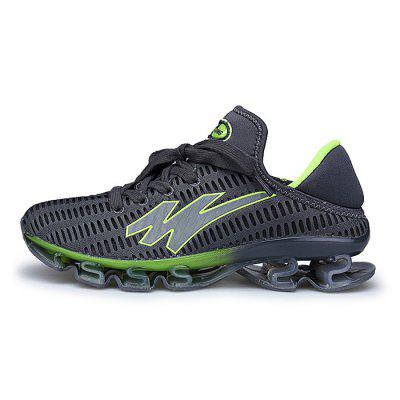 Male Athletic Lace Up Slip Resistance Outdoor Tank ShoesMen's Sneakers<br>Male Athletic Lace Up Slip Resistance Outdoor Tank Shoes<br><br>Closure Type: Lace-Up<br>Contents: 1 x Pair of Shoes<br>Decoration: Weave<br>Function: Slip Resistant<br>Materials: Rubber, TPR, Woven Fabric, Plastic<br>Occasion: Sports, Outdoor Clothing, Daily, Casual, Running<br>Outsole Material: Rubber,TPR<br>Package Size ( L x W x H ): 32.00 x 20.00 x 15.00 cm / 12.6 x 7.87 x 5.91 inches<br>Package Weights: 1.05kg<br>Seasons: Autumn,Spring<br>Style: Modern, Leisure, Fashion, Comfortable, Casual<br>Toe Shape: Round Toe<br>Type: Sports Shoes<br>Upper Material: Plastic,Woven Fabric