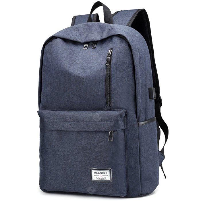 BLUE Leisure Durable Computer Backpack
