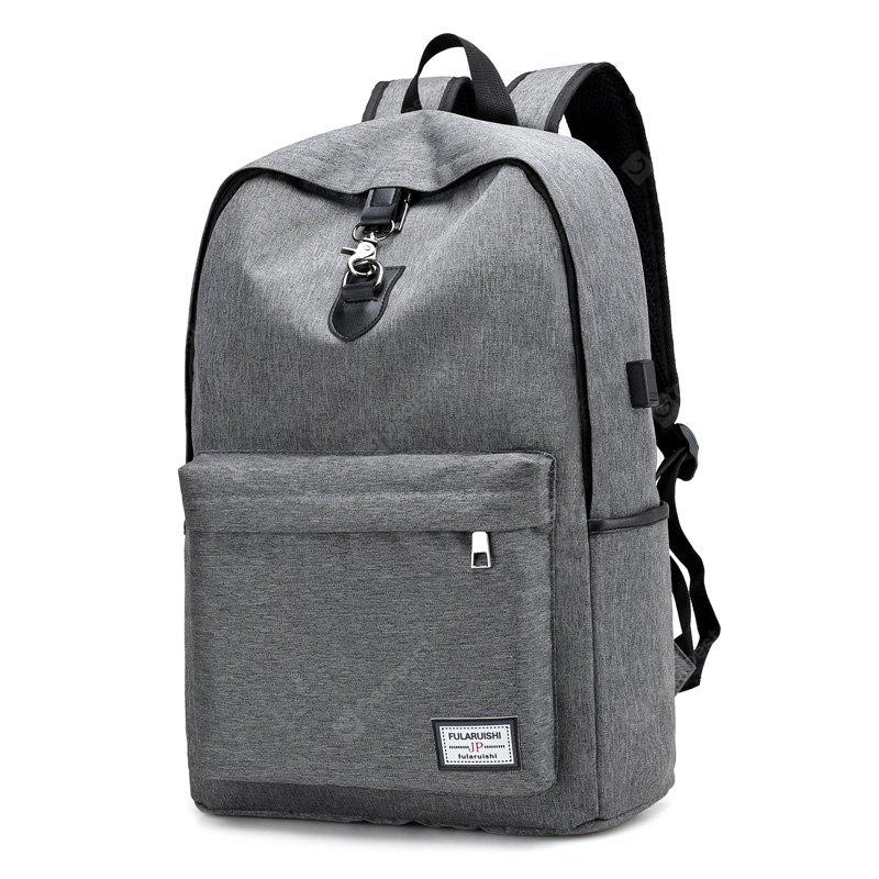 Fashion Computer Backpack with USB Port