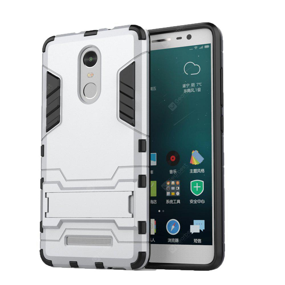 Luanke 2 in 1 Bracket Phone Cover for Xiaomi Redmi Note 3