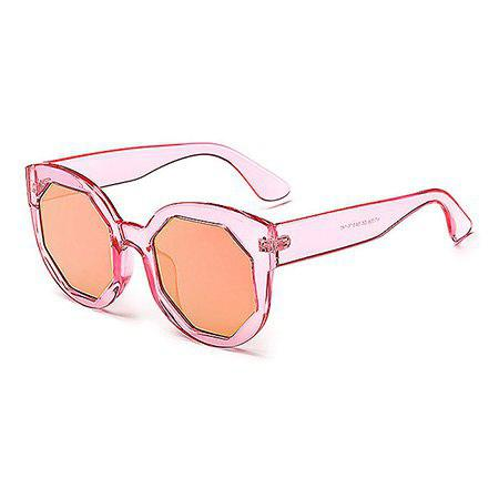 PINK Candy Color Unisex Sunglasses