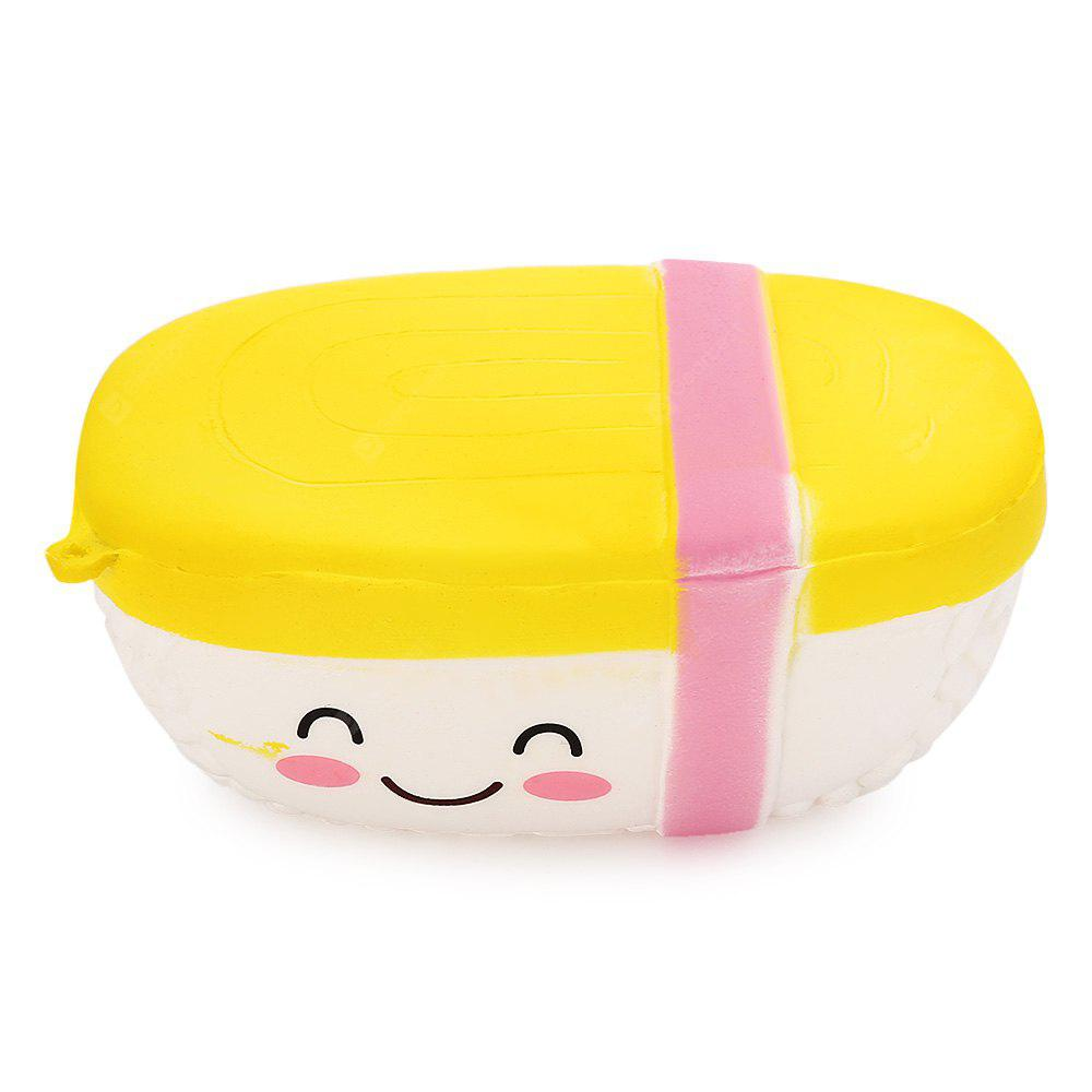 Squishy Foam : Buy Realistic Egg Sushi Soft PU Foam Squishy Toy COLORMIX at GearBest - Chinese Goods Catalog ...