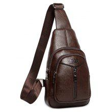 Men Fashion Durable Chest Bag