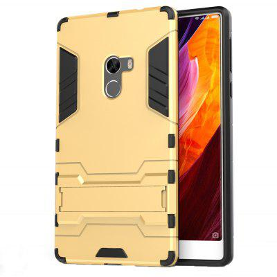 Luanke 2 in 1 Bracket Phone Back Cover for Xiaomi Mix
