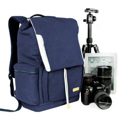 CADeN M6 Outdoor Canvas Photography Backpack
