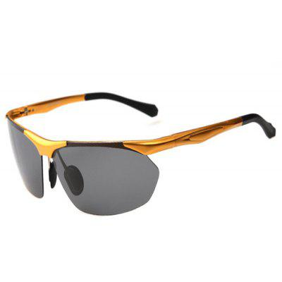Buy GOLDEN CTSmart 8546 Polarized Lens Cycling Glasses for $14.19 in GearBest store