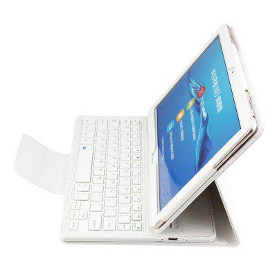 Detachable Bluetooth Keyboard Case for Huawei M3 Lite 10.1Tablet Accessories<br>Detachable Bluetooth Keyboard Case for Huawei M3 Lite 10.1<br><br>Accessory type: Bluetooth Keyboard, Keyboard Case<br>Compatible models: For Huawei<br>Features: Detachable<br>For: Tablet PC<br>Material: PU Leather<br>Package Contents: 1 x Keyboard Case, 1 x USB Cable, 1 x English Manual<br>Package size (L x W x H): 32.00 x 20.50 x 4.50 cm / 12.6 x 8.07 x 1.77 inches<br>Package weight: 0.5560 kg<br>Product size (L x W x H): 24.60 x 18.00 x 3.00 cm / 9.69 x 7.09 x 1.18 inches<br>Product weight: 0.4380 kg