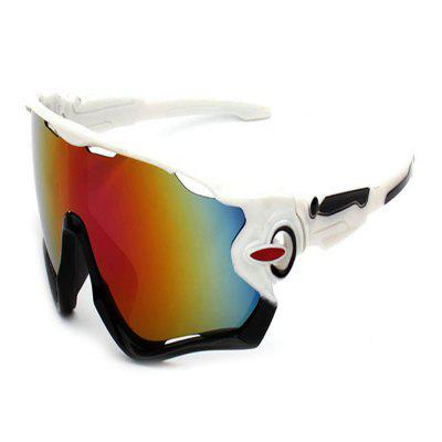 CTSmart 9270 Fishing Climbing Cycling GlassesCycling Sunglasses<br>CTSmart 9270 Fishing Climbing Cycling Glasses<br><br>Brand: CTSmart<br>Lens material: Resin<br>Package Contents: 1 x Glasses, 1 x Box<br>Package Size(L x W x H): 17.00 x 7.20 x 6.50 cm / 6.69 x 2.83 x 2.56 inches<br>Package weight: 0.2000 kg<br>Product Size(L x W x H): 12.80 x 12.60 x 5.70 cm / 5.04 x 4.96 x 2.24 inches<br>Product weight: 0.0300 kg<br>Suitable for: Hiking, Camping, Cycling, Traveling, Mountaineering<br>Type: Goggle