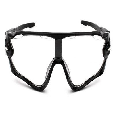 Buy BLACK CTSmart 9270 Fishing Climbing Cycling Glasses for $7.01 in GearBest store