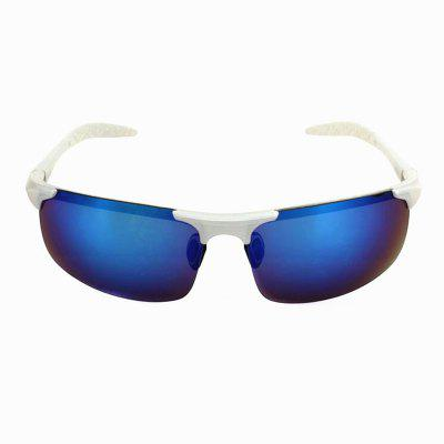 Buy SILVER CTSmart 8177 Fishing Climbing Cycling Glasses for $7.01 in GearBest store
