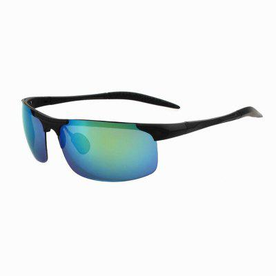 CTSmart 8177 Fishing Climbing Cycling GlassesCycling Sunglasses<br>CTSmart 8177 Fishing Climbing Cycling Glasses<br><br>Brand: CTSmart<br>Frame Materials: PC<br>Lens material: PC<br>Package Contents: 1 x CTSmart Glasses, 1 x Box<br>Package Size(L x W x H): 17.00 x 7.20 x 6.50 cm / 6.69 x 2.83 x 2.56 inches<br>Package weight: 0.2000 kg<br>Product Size(L x W x H): 14.50 x 12.30 x 3.90 cm / 5.71 x 4.84 x 1.54 inches<br>Product weight: 0.0300 kg<br>Suitable for: Camping, Cycling, Traveling, Mountaineering, Hiking<br>Type: Goggle