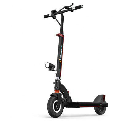XEUANHWOL R7 8 inch Dual Tires Folding Electric Scooter