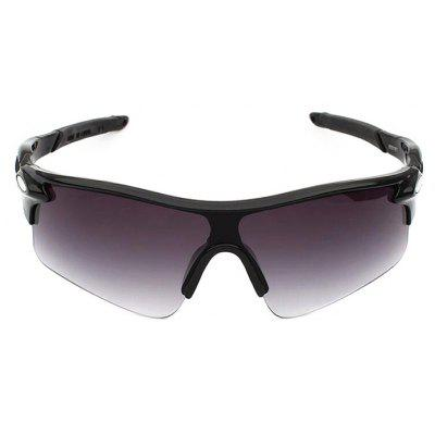 Buy PHOTO BLACK CTSmart 9181 Outdoor Sports Cycling Glasses for $5.90 in GearBest store