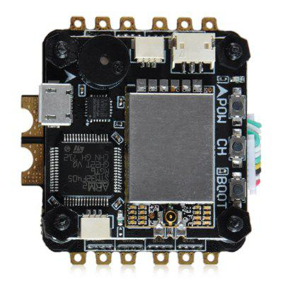 AR - F4SD OMNIBUS F4 Flytower Flight ControllerFlight Controller<br>AR - F4SD OMNIBUS F4 Flytower Flight Controller<br><br>Firmware: BLHeli-S<br>Flight Controller Type: F4<br>Functions: Oneshot125, DShot150, DShot300, DShot600, Multishot, Oneshot42<br>Input Voltage: 2 - 4S<br>Package Contents: 1 x Flight Controller, 1 x 4-in-1 ESC, 5 x Cable, 1 x XT60 Connector, 2 x Power Cable, 1 x Pack of Nylon Fittings<br>Package size (L x W x H): 10.00 x 8.00 x 3.20 cm / 3.94 x 3.15 x 1.26 inches<br>Package weight: 0.0750 kg<br>Product size (L x W x H): 3.60 x 3.60 x 2.20 cm / 1.42 x 1.42 x 0.87 inches<br>Product weight: 0.0244 kg<br>Type: Flight Controller