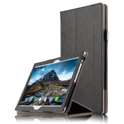 PU Tablet Case Folding Stand Function for Lenovo Tab 4 10