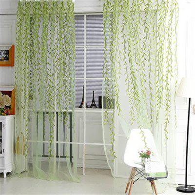 1PC Wicker Pattern Translucent CurtainWindow Treatments<br>1PC Wicker Pattern Translucent Curtain<br><br>Category: Curtain<br>For: All<br>Material: Polyester fibre<br>Occasion: Bedroom, Living Room, Office<br>Package Contents: 1 x Window Curtain<br>Package size (L x W x H): 30.00 x 20.00 x 2.00 cm / 11.81 x 7.87 x 0.79 inches<br>Package weight: 0.1300 kg<br>Product size (L x W x H): 200.00 x 100.00 x 0.10 cm / 78.74 x 39.37 x 0.04 inches<br>Product weight: 0.1000 kg<br>Type: Eco-friendly, Decoration