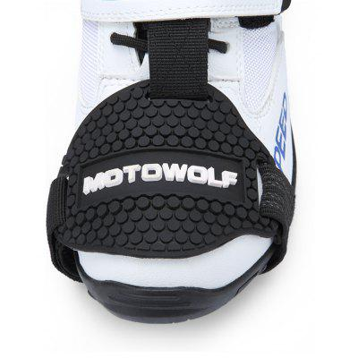 MOTOWOLF MDL1901 Motorcycle Gear Shifting Shoes Protector Pad Guard