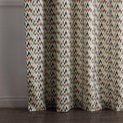 Ink-jet Printing Ripple Design Window Curtains 52 x 63 inchWindow Treatments<br>Ink-jet Printing Ripple Design Window Curtains 52 x 63 inch<br><br>Category: Curtain<br>For: All<br>Material: Polyester fibre<br>Occasion: Bedroom, Living Room<br>Package Contents: 1 x Window Curtain<br>Package size (L x W x H): 70.00 x 50.00 x 2.50 cm / 27.56 x 19.69 x 0.98 inches<br>Package weight: 1.9500 kg<br>Product weight: 1.7000 kg<br>Type: Eco-friendly, Decoration
