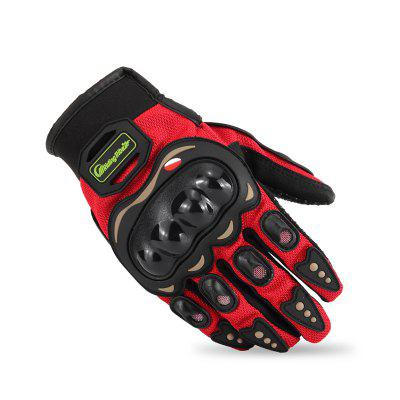 PRO - BIKER 01G Motorcycle Off Road Racing Anti-skid GlovesMotorcycle Gloves<br>PRO - BIKER 01G Motorcycle Off Road Racing Anti-skid Gloves<br><br>Accessories type: Motorcycle Gloves, Motorcycle Gloves<br>Function: Wearable, Wearable, Breathable, Breathable<br>Gender: Universal, Universal<br>Material: Nylon, Nylon, Dacron, Dacron<br>Package Contents: 1 x Pair of Glove, 1 x Pair of Glove<br>Package size (L x W x H): 20.00 x 10.00 x 4.00 cm / 7.87 x 3.94 x 1.57 inches, 20.00 x 10.00 x 4.00 cm / 7.87 x 3.94 x 1.57 inches<br>Package weight: 0.1800 kg, 0.1800 kg<br>Product weight: 0.1600 kg, 0.1600 kg<br>Size: L,M,XL,XXL, L,M,XL,XXL