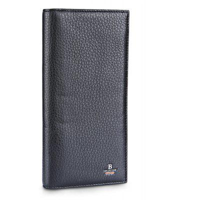 Buy BLACK Banlear Classical Bifold Men Wallet for $14.95 in GearBest store
