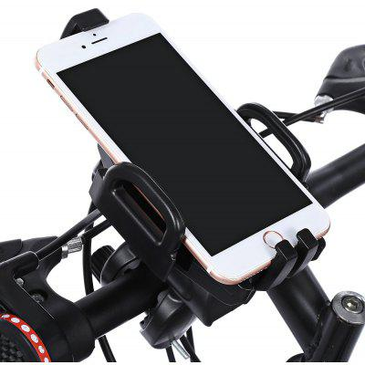 360 Degree Rotation Bicycle Handlebar Mobile Phone Holder