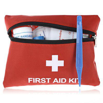 2PCS Portable 13 in 1 Emergency First Aid Kit Medical BagEmergency Shelter and First Aid<br>2PCS Portable 13 in 1 Emergency First Aid Kit Medical Bag<br><br>Best Use: Adventures,Camping,First Aid,Hiking,Home use<br>Closure Type: One-way Zipper Closure<br>Features: Portable<br>Package Content: 2 x 13 in 1 First Aid Kit<br>Package Dimension: 20.00 x 14.00 x 8.00 cm / 7.87 x 5.51 x 3.15 inches<br>Package weight: 0.2600 kg<br>Product Dimension: 19.00 x 13.00 x 4.00 cm / 7.48 x 5.12 x 1.57 inches<br>Product weight: 0.2200 kg