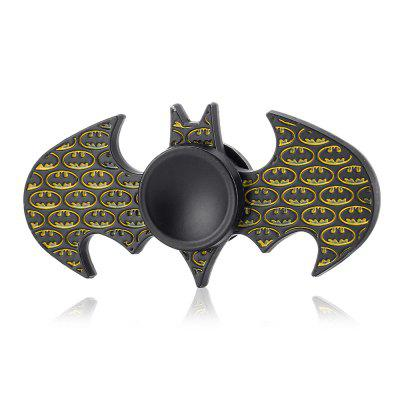 Two-wing Bat Shape Alloy ADHD Fidget SpinnerFidget Spinners<br>Two-wing Bat Shape Alloy ADHD Fidget Spinner<br><br>Center Bearing Material: Stainless Steel<br>Frame material: Alloy<br>Package Contents: 1 x Fidget Spinner<br>Package size (L x W x H): 9.00 x 11.00 x 1.50 cm / 3.54 x 4.33 x 0.59 inches<br>Package weight: 0.0650 kg<br>Product size (L x W x H): 6.70 x 3.40 x 1.20 cm / 2.64 x 1.34 x 0.47 inches<br>Product weight: 0.0350 kg<br>Swing Numbers: Dual Bar<br>Type: Dual Blade, Bat