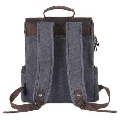 Men Chic Splicing Canvas Computer BackpackBackpacks<br>Men Chic Splicing Canvas Computer Backpack<br><br>Features: Wearable, Wearable<br>Gender: Men<br>Material: Polyester, Canvas, Polyester, Canvas<br>Package Size(L x W x H): 38.00 x 31.00 x 3.00 cm / 14.96 x 12.2 x 1.18 inches, 38.00 x 31.00 x 3.00 cm / 14.96 x 12.2 x 1.18 inches<br>Package weight: 1.3300 kg, 1.3300 kg<br>Packing List: 1 x Backpack, 1 x Backpack<br>Product weight: 1.1000 kg, 1.1000 kg<br>Style: Fashion, Casual, Fashion, Casual<br>Type: Backpacks
