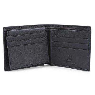 Banlear Wearable Genuine Leather Men WalletWallets<br>Banlear Wearable Genuine Leather Men Wallet<br><br>Brand: Banlear<br>Features: Moistureproof<br>For: Daily Use<br>Gender: Men<br>Material: Genuine Leather<br>Package Size(L x W x H): 12.50 x 10.50 x 3.00 cm / 4.92 x 4.13 x 1.18 inches<br>Package weight: 0.1000 kg<br>Packing List: 1 x Wallet<br>Product Size(L x W x H): 11.50 x 9.50 x 2.00 cm / 4.53 x 3.74 x 0.79 inches<br>Product weight: 0.0790 kg<br>Style: Fashion<br>Type: Bi-fold