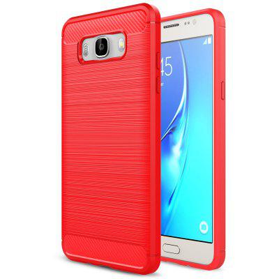 ASLING Solid Color Type Cover Case for Samsung Galaxy J7 (2016)