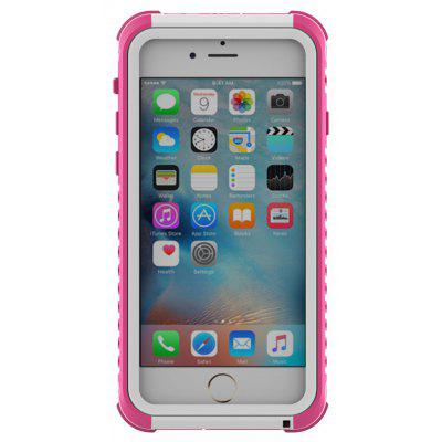 Buy LIGHT PINK Waterproof Function Design Cover Case for iPhone 6 Plus for $11.55 in GearBest store