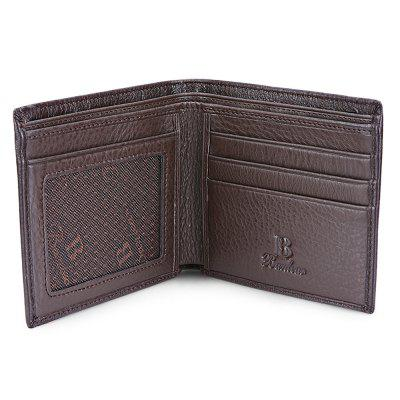 Banlear Stylish Business Men WalletWallets<br>Banlear Stylish Business Men Wallet<br><br>Brand: Banlear<br>Features: Moistureproof<br>For: Daily Use<br>Gender: Men<br>Material: Genuine Leather<br>Package Size(L x W x H): 12.50 x 10.00 x 2.00 cm / 4.92 x 3.94 x 0.79 inches<br>Package weight: 0.0900 kg<br>Packing List: 1 x Wallet<br>Product Size(L x W x H): 11.50 x 9.00 x 1.00 cm / 4.53 x 3.54 x 0.39 inches<br>Product weight: 0.0720 kg<br>Style: Business<br>Type: Bi-fold