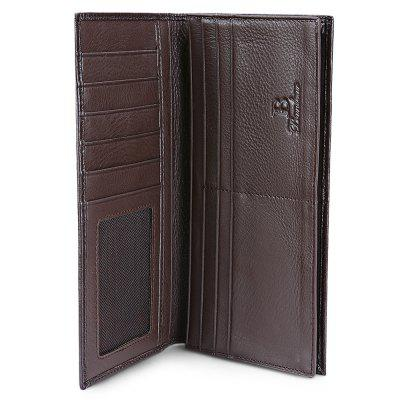 Banlear Stylish Business Men WalletWallets<br>Banlear Stylish Business Men Wallet<br><br>Brand: Banlear<br>Features: Moistureproof<br>For: Daily Use<br>Gender: Men<br>Material: Genuine Leather<br>Package Size(L x W x H): 10.50 x 19.50 x 3.00 cm / 4.13 x 7.68 x 1.18 inches<br>Package weight: 0.1200 kg<br>Packing List: 1 x Wallet<br>Product Size(L x W x H): 9.50 x 18.50 x 2.00 cm / 3.74 x 7.28 x 0.79 inches<br>Product weight: 0.1090 kg<br>Style: Business<br>Type: Bi-fold