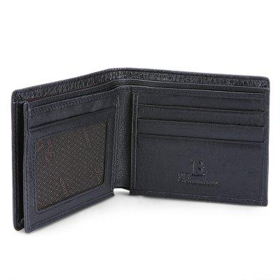 Banlear Carriable Bifold Men WalletWallets<br>Banlear Carriable Bifold Men Wallet<br><br>Brand: Banlear<br>Features: Moistureproof<br>For: Daily Use<br>Gender: Men<br>Material: Genuine Leather<br>Package Size(L x W x H): 12.50 x 10.50 x 3.00 cm / 4.92 x 4.13 x 1.18 inches<br>Package weight: 0.0800 kg<br>Packing List: 1 x Wallet<br>Product Size(L x W x H): 11.50 x 9.50 x 2.00 cm / 4.53 x 3.74 x 0.79 inches<br>Product weight: 0.0620 kg<br>Style: Fashion<br>Type: Bi-fold