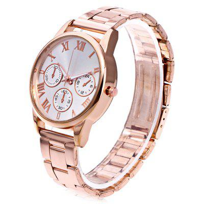 Unisex Luxury Fashionable Steel Band Wrist WatchUnisex Watches<br>Unisex Luxury Fashionable Steel Band Wrist Watch<br><br>Band material: Steel<br>Band size: 24.5 x 2cm<br>Case material: Steel<br>Clasp type: Butterfly clasp<br>Dial size: 3.5 x 3.5 x 1cm<br>Display type: Analog<br>Movement type: Quartz watch<br>Package Contents: 1 x Watch, 1 x Box<br>Package size (L x W x H): 8.00 x 7.50 x 5.50 cm / 3.15 x 2.95 x 2.17 inches<br>Package weight: 0.1000 kg<br>People: Unisex table<br>Product size (L x W x H): 24.50 x 3.50 x 1.00 cm / 9.65 x 1.38 x 0.39 inches<br>Product weight: 0.0500 kg<br>Shape of the dial: Round<br>Watch mirror: Acrylic<br>Watch style: Fashion