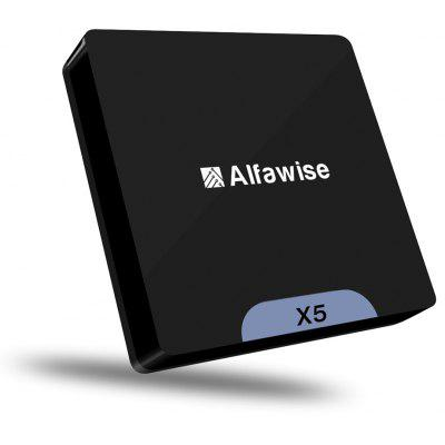 Gearbest Alfawise X5 Mini PC (Intel Z8350, 2+32GB), the most popular model from GearBest private brand