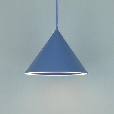 1400Lm LED Modern Simple Aluminum Alloy + Acrylic Pendant Light 220V