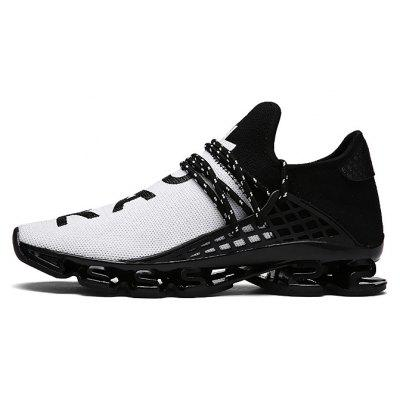 Masculino Stylish Light Outdoor Soccer Damping Athletic Shoes