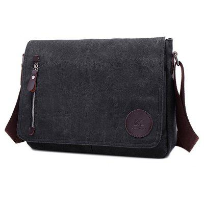 Leisure Canvas Male Shoulder Bag