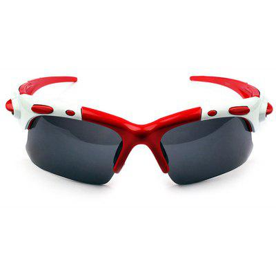 Buy RED CTSmart 9105 Fishing Climbing Cycling Glasses for $6.88 in GearBest store