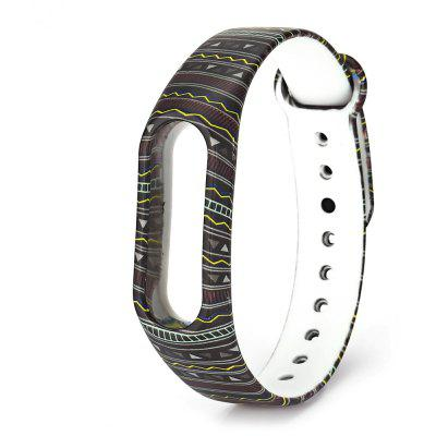 TPU Wristband Replacement Strap for Xiaomi Mi Band 2