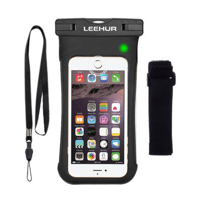 LEEHUR Practical Regular Waterproof Bag for Mobile Phone