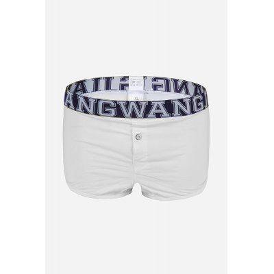 Male Casual Simple Fashion Leisure Boxers