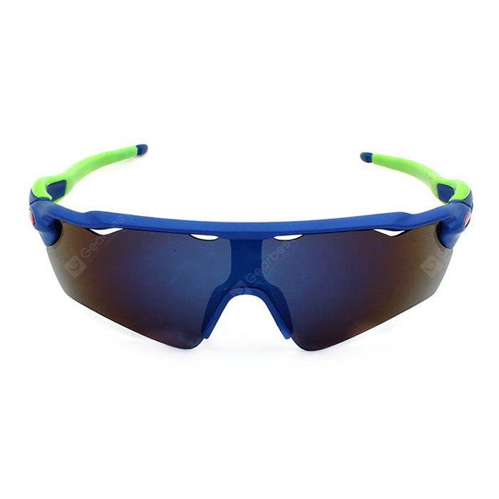 BLUE CTSmart 9275 Fishing Climbing Cycling Glasses
