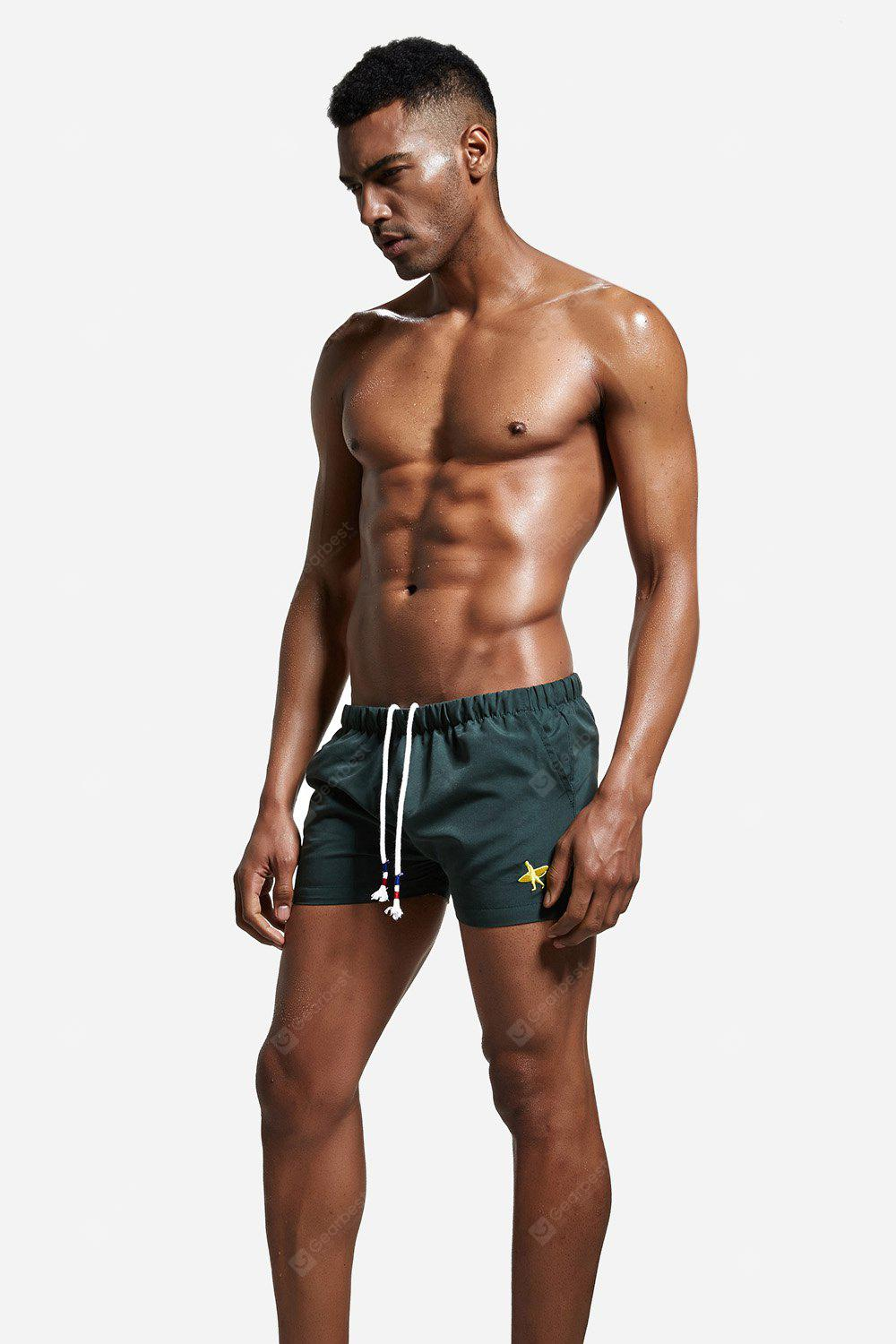 Male Casual Leisure Sports Shorts