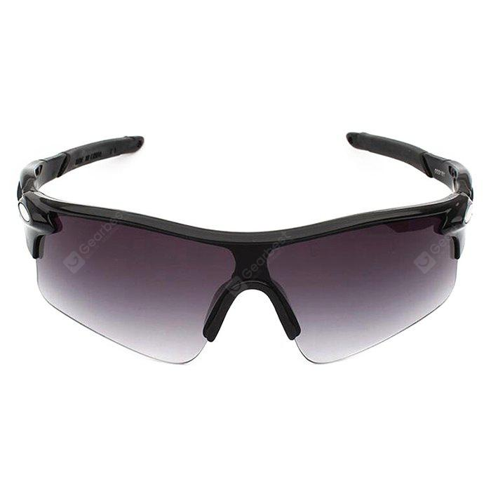 PHOTO BLACK CTSmart 9181 Outdoor Sports Cycling Glasses